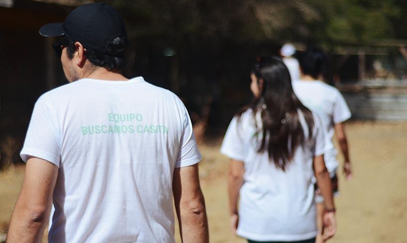 Voluntarios Buscamos Casita
